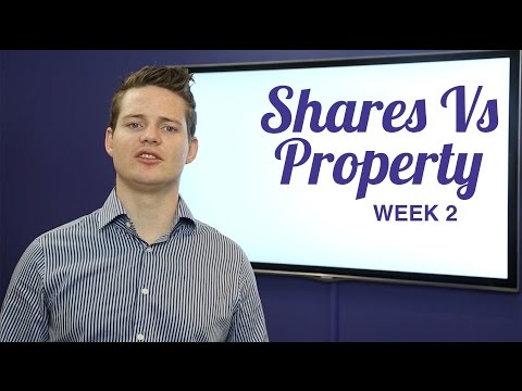 Share Vs Property (E2) - How to Manage Investment Risk - Phil's Finance Fix