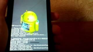 Как установить Android 5.1.1 (или другии версии) на Билайн Смарт 2 БЕЗ ПК