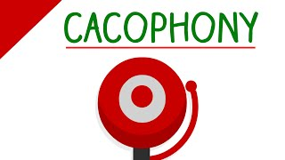 Learn English Words - Cacophony - Vocabulary Video Lessons That Make Learning FUN for Students!