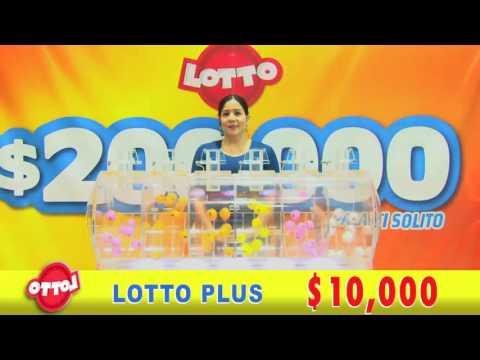Sorteo Lotto 1799 25-ABR-17