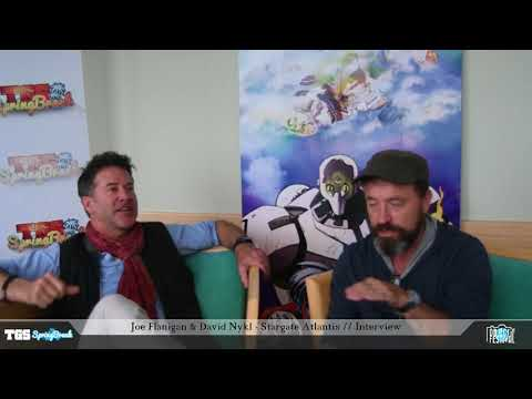 , TGSSB Joe Flanigan et David Nykl !