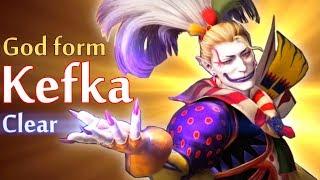 FFXIV - God Kefka clear - O8S (SMN POV)