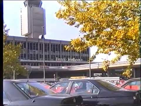 ASA DC-10-30 flights Basel-(Berlin)-Mombasa 1993