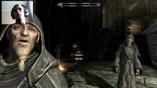Прохождение игры Skyrim с модами часть 5