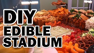 vermillionvocalists.com - DIY GIANT Edible Stadium