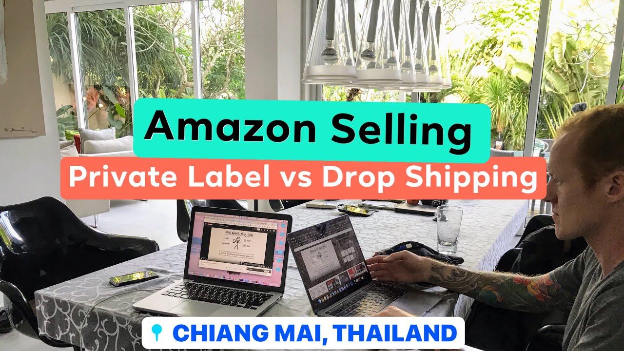 Amazon FBA  vs Amazon Dropshipping ?(Private Label vs Online Retail Arbitrage 2019)