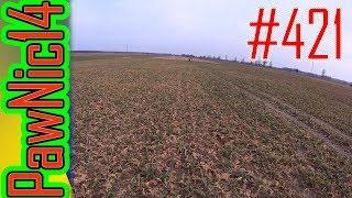 Rzepak po zimie - lustracja plantacji - Życie zwyczajnego rolnika #421
