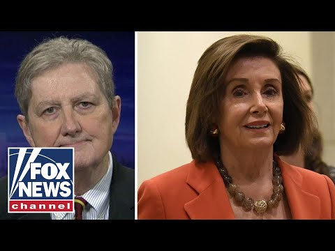 Sen. Kennedy on impeachment inquiry: It's not only dumb, it's dangerous