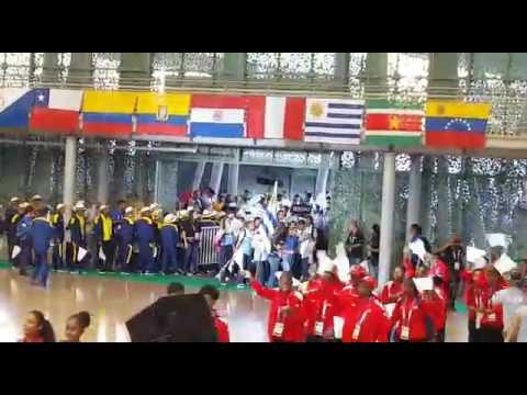 Inauguración Juegos Sudamericanos Escolares