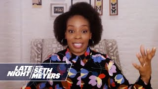 Amber Ruffin Shares a Lifetime of Traumatic Run-Ins with Police
