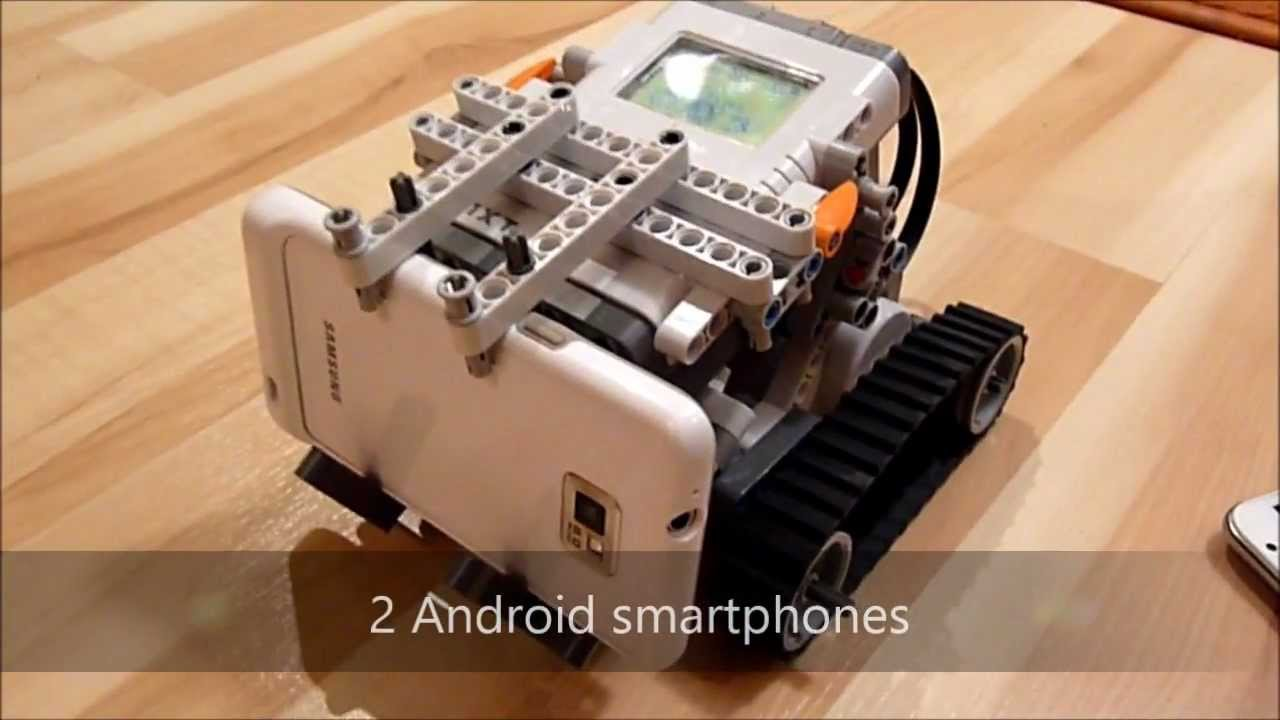 Camera Lego Nxt : Lego mindstorms nxt camera bot stream o bot youtube