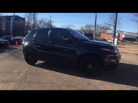 2013 Land Rover Range Rover Evoque Northbrook, Arlington Heights, Deerfield, Schaumburg, Buffalo Gro