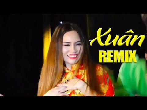 LK NHẠC XUÂN Sôi Động Lan Tỏa Không Gian - Nhạc Xuân Remix 2018 - NHẠC TẾT NGHE LÀ KẾT