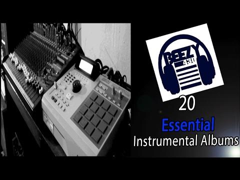 20 Essential Instrumental Albums Part 1 | Beezy430