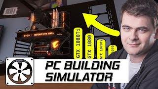 Symulator składania i naprawy komputerów - PC Building Simulator #1