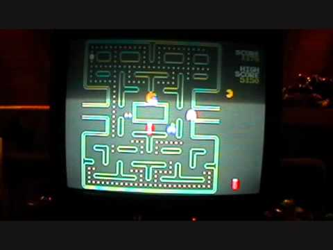 TV Games Reviews #28: Jakks Pacific Retro Arcade Featuring Pac-Man
