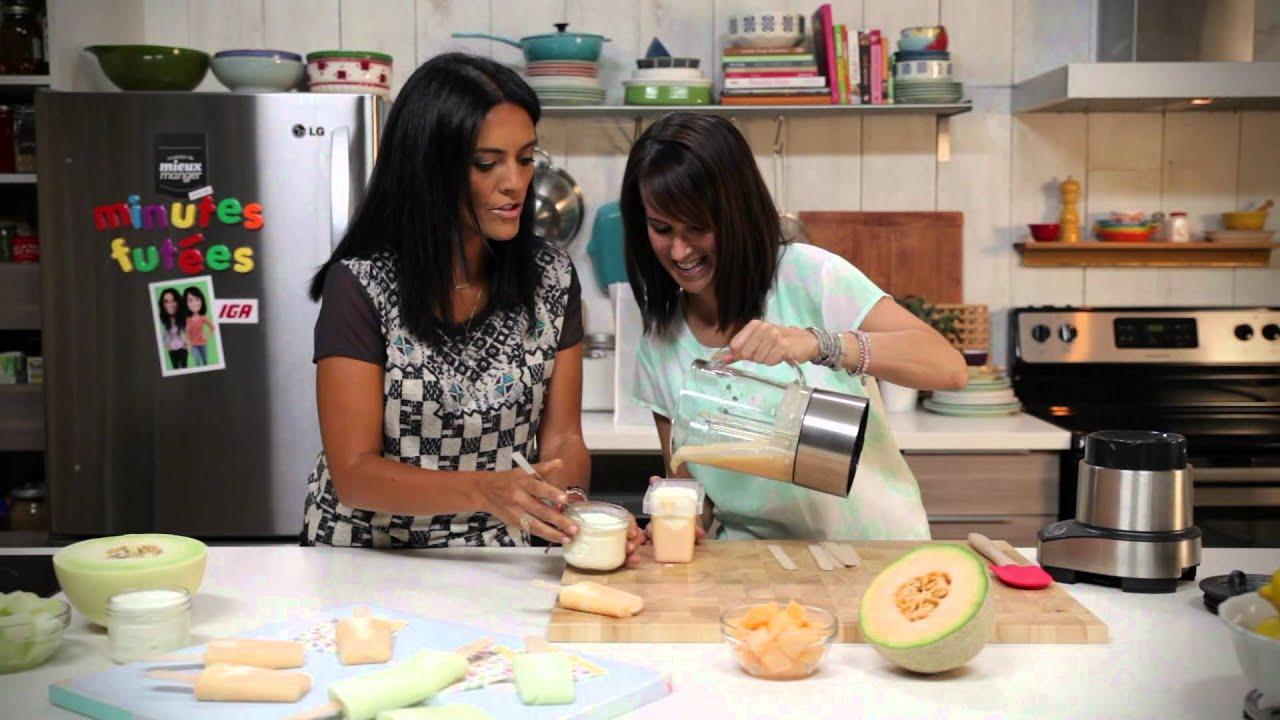 Iga S Integre A L Emission Culinaire Cuisine Futee Parents Presses