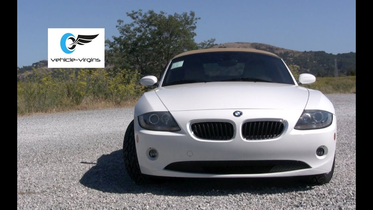 2005 Bmw Z4 Road Test And Review Youtube