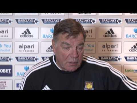 Sam Allardyce: James Tomkins arrest 'disappointing'