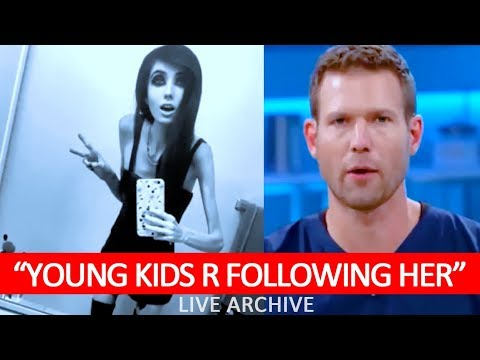🗃️ TV The Doctors Talk About Eugenia Cooney's Anorexia ( ARCHIVED )
