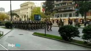 TÜRK ASKERİ AZERBAYCANDA