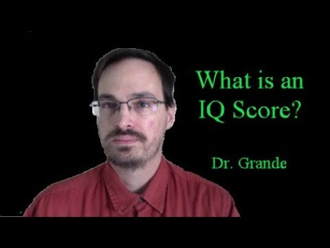Download Youtube: What is an IQ Score (Intelligence Quotient)?