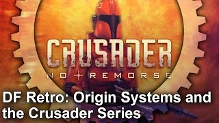 DF Retro: Origin Systems and the Crusader Series on PC/PS1/Saturn/PSP