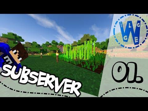 Wigleg CZE | SubServer | 01 ► Průzkum ostrova ◄