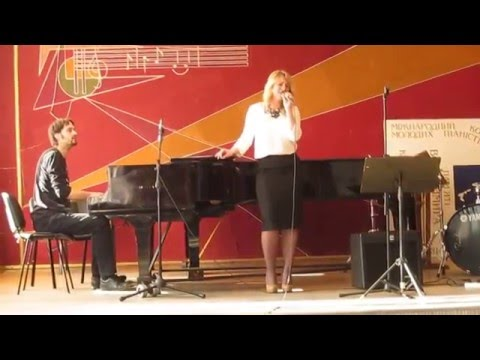 04.04.2016 Anthony Hamilton – Never Love Again cover Darya Ovseychik