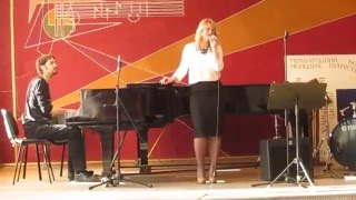 04.04.2016 Anthony Hamilton – Never Love Again cover Darya Ovseychik