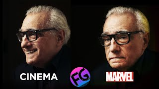 What Martin Scorsese Really Thinks About Marvel Movies (Gob Life #64)