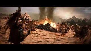 Total War: WARHAMMER - ТРЕЙЛЕР - Гримгор Железношкур жаждет крови!