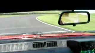 Lancia Montecarlo at Goodwood