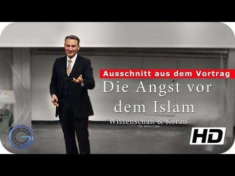 Die Angst vor dem Islam - Dr. Fevzi Cebe (Ausschnitt)ᴴᴰ