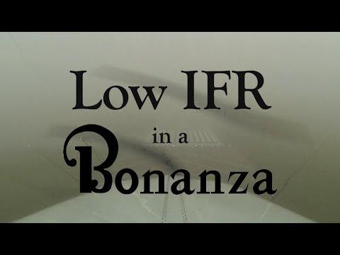 Low IFR in a Bonanza