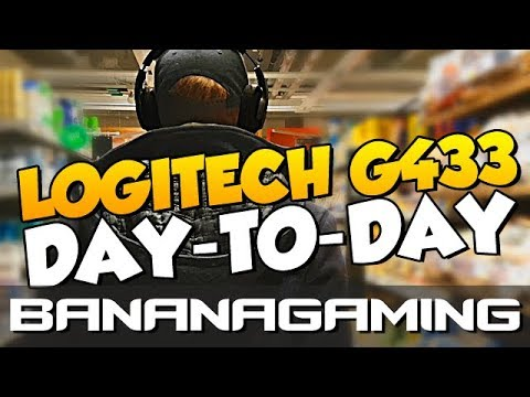 G433 Gaming Headset - Day-to-Day & CS:GO Sound tweaks (+GIVEAWAY)