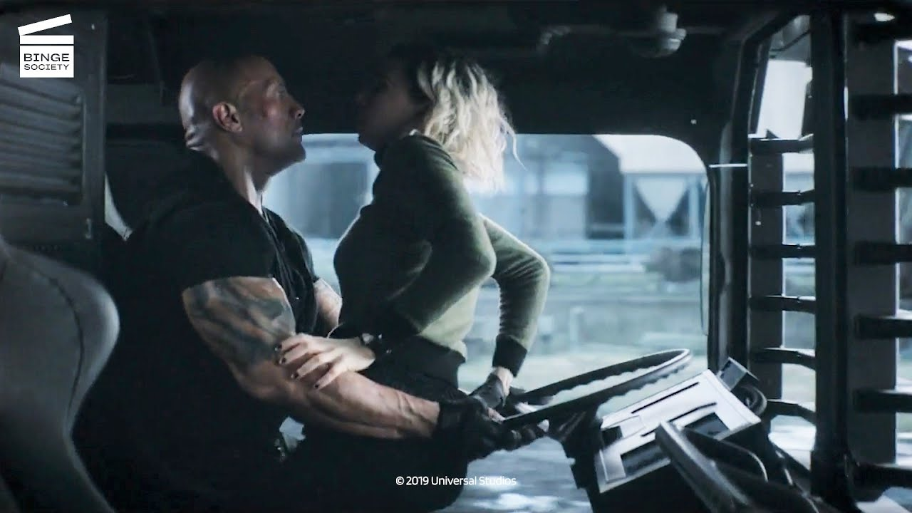 Download Fast and Furious: Hobbs and Shaw: Demolition drone HD CLIP