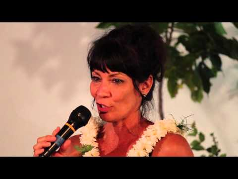 Healing herself with healthy food: Joanne Kapololu at TEDxHonoluluSalon