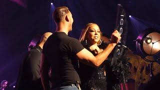 Mariah Carey - Glam Moment + Slipping Away (2/26/2020) Las Vegas: The Butterfly Returns
