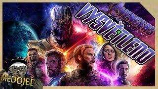 Avengers Endgame - paradoxy VYSVĚTLENY!