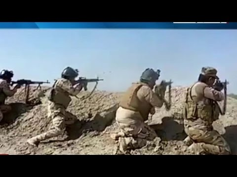 Battle for Falluja intesifies with ISIS and Iraqi forces