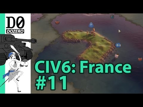 Civ 6: France - Financial Crisis #11