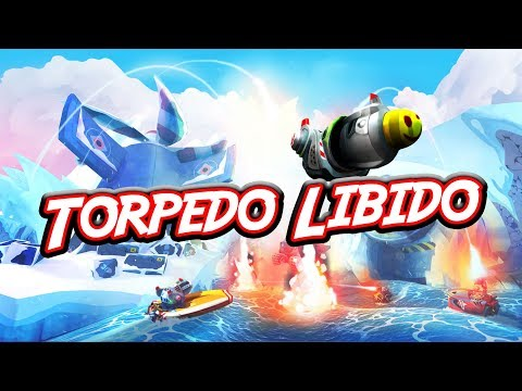 Let's Play Battle Bay with Porthos Episode 42: Torpedo Libido