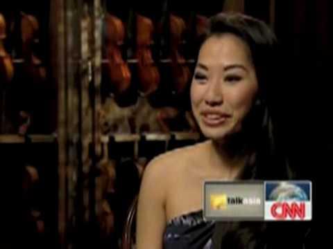 Sarah Chang: CNN Interview (Part 2)