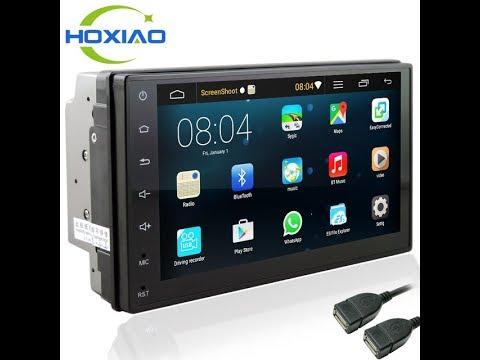 Автомагнитола Hoxiao-B-MTK-1578