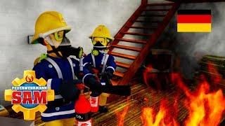 Feuerwehrmann Sam Deutsch Neue Folgen | Sam rettet Verschiedenes | Sam Heldenzeit 🚒 Kinderfilme