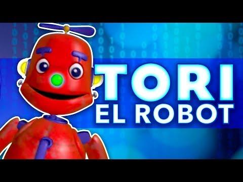 Tori El Robot  - Biper y sus Amigos -  Musica Cristiana para niños
