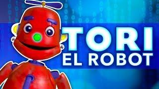 Tori The Robot - Biper and Friends - Christian music for kids