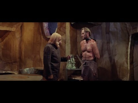 Planet of the Apes (1968) Taylor talks with Dr. Zaius part 1/2