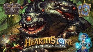 Hearthstone (Gameplay) - Kobolds & Catacombs - Big Control Warlock - THE POWER OF MASTER OAKHEART!